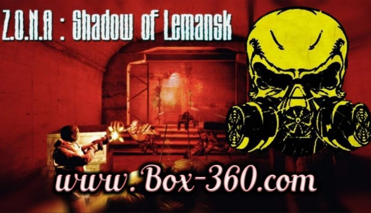 z.o.n.a shadow of lemansk Logo