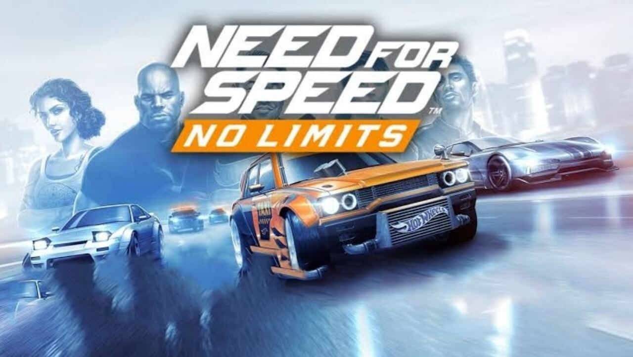 Need for Speed No Limits Logo 2