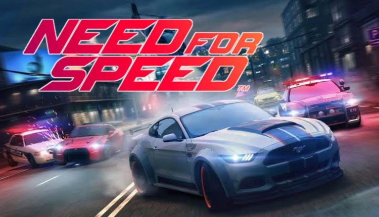 Need for Speed No Limits Logo