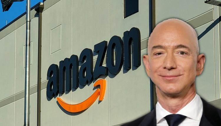 Jeff Bezos announces that he is leaving the position of CEO of Amazon