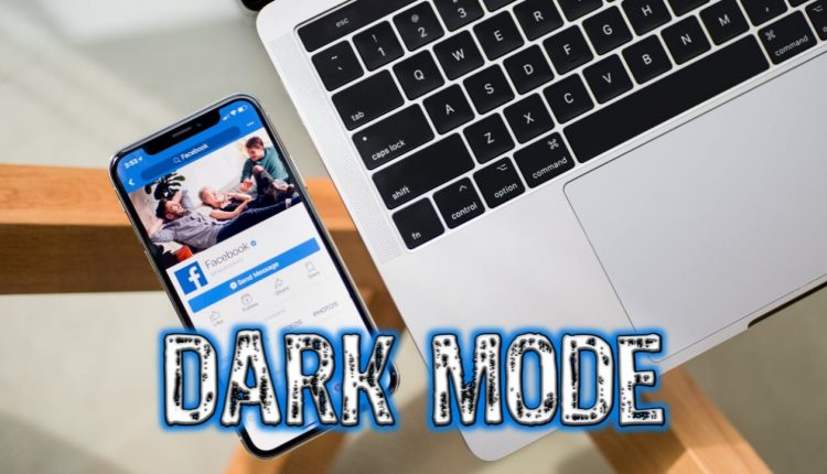 The Dark Mode problem on Facebook and Facebook is answered