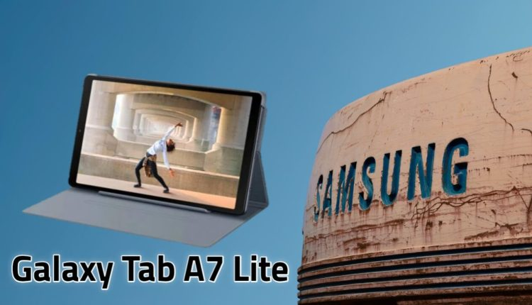 Soon Galaxy Tab A7 Lite will join the group of special iPads in Samsung