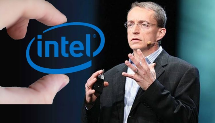 Intel CEO 'Supply problems could last for years'