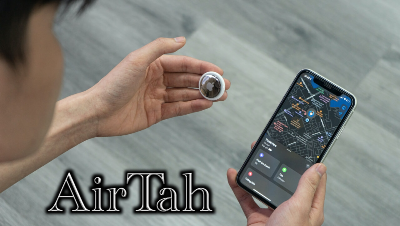 Apple is working to launch an Android app for AirTag