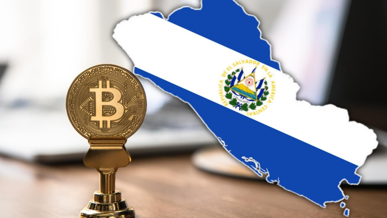 The first country in the world to adopt Bitcoin as a legal currency