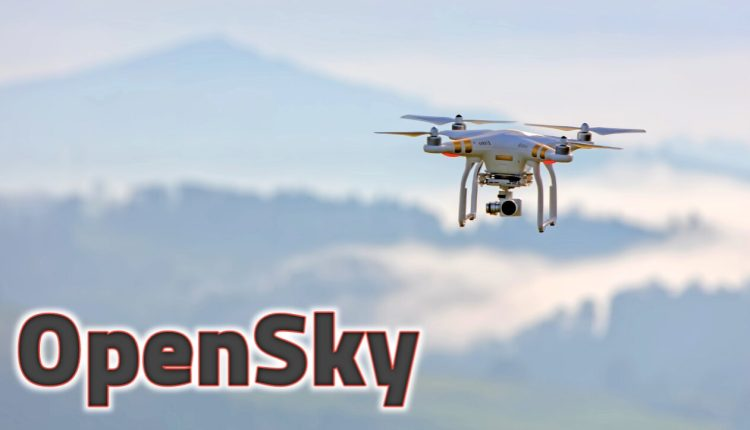 This is OpenSky: Google's new app that lets you fly a drone safely