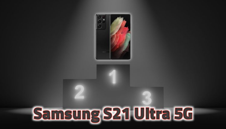 Samsung Galaxy S21 Ultra 5G wins Best Android Phone in 2021
