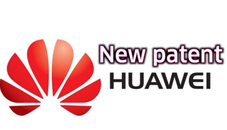 A strange patent from Huawei