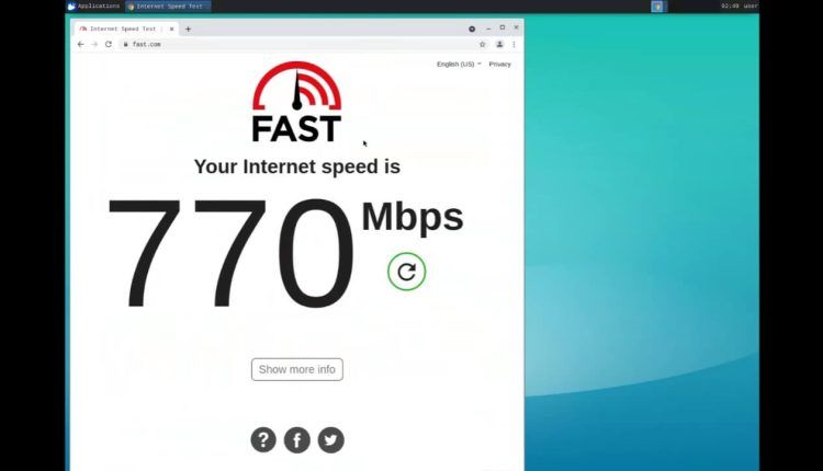 This is the ranking of the world's cities in Internet speed