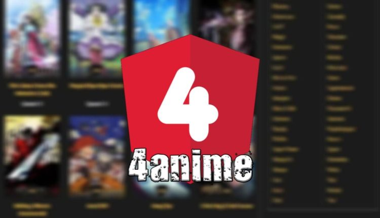 4Anime, a site for anime series and movies, is shutting down suddenly