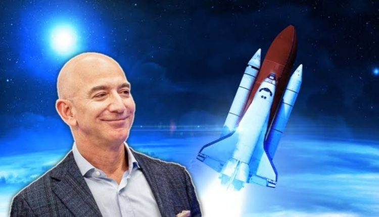Watch the live broadcast of Jeff Bezos and Blue Origin's journey into space