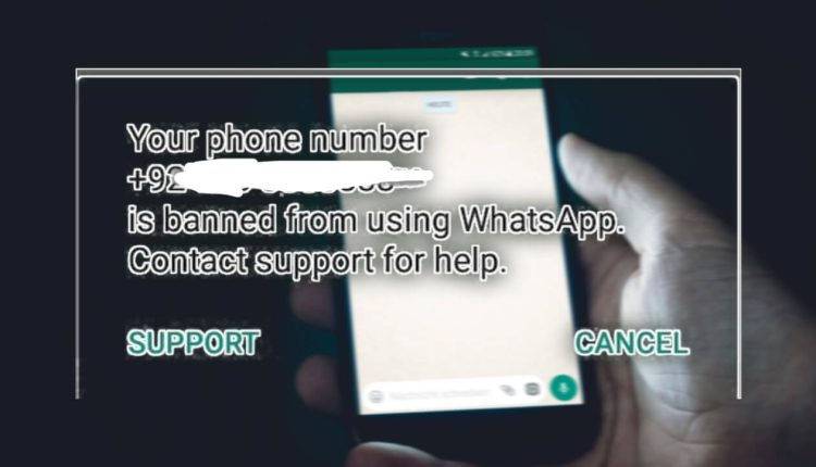 WhatsApp will remove accounts that forward spam messages